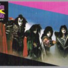 KISS 1990 Pro Set Music Stars #197.