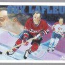 GUY LaFLEUR 1991 Score Speed + Grace #291.  MONTREAL