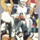 TROY AIKMAN 1995 Pacific Die Cut Insert #DC-4.  COWBOYS
