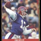 JIM KELLY 1990 Pro Set #40.  BILLS