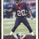 ED REED 2013 Topps #120.  TEXANS