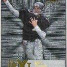 JEFF GEORGE 1997 Pinnacle Inscriptions #47.  RAIDERS