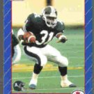 MIKE CLEMONS 1991 AW Sports CFL #86.  ARGONOUTS
