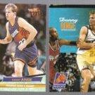 DANNY AINGE 1992 Ultra #336 + 1992 Skybox #388. SUNS