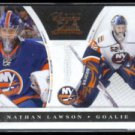 NATHAN LAWSON 2010 Panini Luxury Suite Rookie #'d Insert 336/899.  ISLES