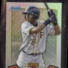 GREGORY POLANCO 2013 Bowman Chrome (Rising thru the Ranks) Ins. #RTR-GP.  BUCS