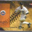 MIKE PIAZZA 2005 Ultra Follow the Leader Insert #7 of 15 FL.  METS
