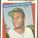 ROBERTO CLEMENTE 1987 Topps KMart Glossy #2.  PIRATES