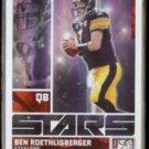 BEN ROETHLISBERGER 2009 Donruss Elite Stars #'d Insert 153/199.  STEELERS