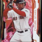 XANDER BOGAERTS 2014 Stadium Club (Future Stars) Insert #FS-6.  RED SOX