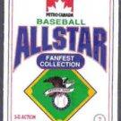 CARLTON FISK 1991 Play Ball 3D Action Card #7.  Petro-Canada