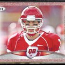 CASE KEENUM 2012 Sage Hit (Raised Foil) Rookie Insert #107.  HOUSTON