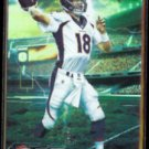 PEYTON MANNING 2015 Topps (Forces of Nature) Insert #FON-PM.  BRONCOS