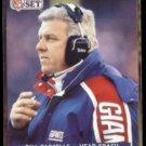 BILL PARCELLS 1991 Pro Set #72.  GIANTS