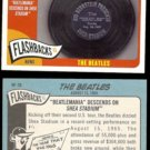 THE BEATLES (2) 2014 Topps Heritage (FLASHBACKS '65) #NF-TB.  SHEA
