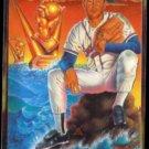 GREG MADDUX 1995 Fleer Pro Vision Insert #4 of 6.  BRAVES