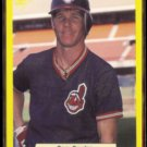 CORY SNYDER 1987 Classic Yellow #110.  INDIANS