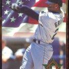 KEN GRIFFEY Jr. 1994 Fleer All Star Insert #10 of 50.  MARINERS