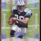 JONATHAN STEWART 2008 Score Select Foil Rookie #'d Insert 071/999.  PANTHERS