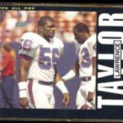 LAWRENCE TAYLOR 1985 Topps #124.  GIANTS