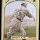 CY YOUNG 2011 Topps Gypsy Queen #164.  RED SOX