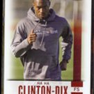 HA HA CLINTON-DIX 2014 Sage Hit Rookie #126.  ALABAMA