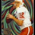 TRENT DILFER 1994 Flair Wave of the Future Insert #1 of 6.  BUCS