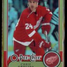CHRIS CHELIOS 2008 O-Pee-Chee Foil #329.  RED WINGS