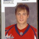 BRADEN HOLTBY 2009 Upper Deck Victory Rookie #340.  CAPITALS
