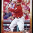 JOEY VOTTO 2015 Topps Opening Day #82.  REDS