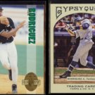 ALEX RODRIGUEZ 1993 4 Sport Promo + 2011 Topps Gypsy Queen.  MARINERS / NYY