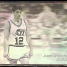 JOHN STOCKTON 1992 Upper Deck Award Winner Hologram Insert #AW3.  JAZZ