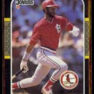 OZZIE SMITH 1987 Donruss #60.  CARDS