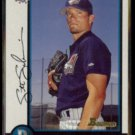 SCOTT SCHOENEWEIS 1998 Bowman Rookie #126.  MIDLAND