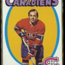 YVAN COURNOYER 1971 Topps #15.  CANADIENS