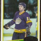 MARCEL DIONNE 1980 Topps (Unscratched).  KINGS
