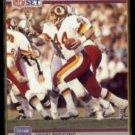JOHN RIGGINS 1990 Pro Set All Time Team #42.  REDSKINS