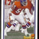 KEITH TRAYLOR 1991 Upper Deck Rookie Force #618.  BRONCOS