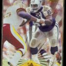 NATE NEWTON 1996 Pinnacle Trophy Collection Insert #129.  COWBOYS