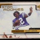 EDGERRIN JAMES 1999 UD Star Rookies #242.  COLTS