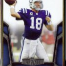 PEYTON MANNING 2010 Topps Unrivaled #94  COLTS