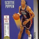 SCOTTIE PIPPEN 1992 Skybox USA Road to the Gold Insert #USA5.