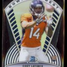 CODY LATIMER 2014 Bowman Chrome Best Rookie Insert #BB-CL.  BRONCOS