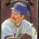 WADE BOGGS 1992 Donruss Diamond King Insert #DK-9.  RED SOX