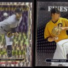 GERRIT COLE 2014 Bowman Prism Insert + 2013 Topps Finest Rookie.  PIRATES