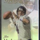 JIM HARBAUGH 1999 Playoff Prestige SSD Foil #B150.  RAVENS