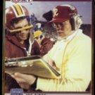 JOE GIBBS 1990 Pro Set All Time Team #26.  REDSKINS