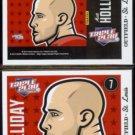 MATT HOLLIDAY 2012 Panini Triple Play #205 + #78.  CARDS