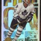 MIKE GARTNER 1994 Leaf Fire On Ice Insert #11 of 12.  MAPLE LEAFS