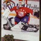 ED BELFOUR 1992 Ultra All Star Insert #9 of 12.  The Eagle